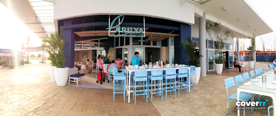A view of the restaurant, Parilya, Cebu, Philippines | Coverrr